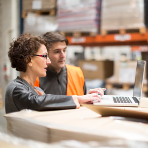supply chain visibility software solution